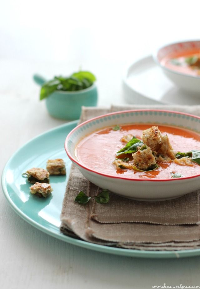 EmmaBee.Tomatensuppe1
