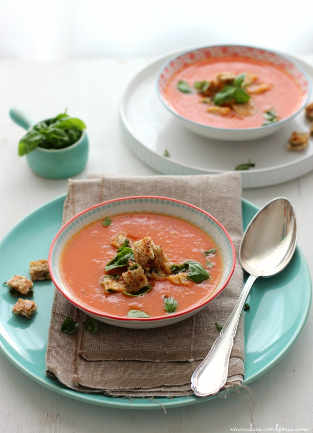 EmmaBee.Tomatensuppe5